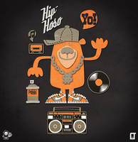 hip-hoso by marisolivier