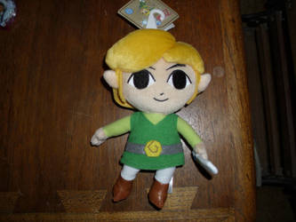 Link Plushie by MewEmily15