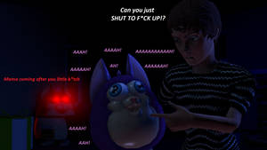 (SFM TATTLETAIL) tattletail can't stop screaming. by bryancortes