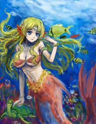 Mermaid2 by tafuto001