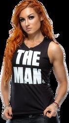 Becky Lynch PNG Render by SkyHighRollins
