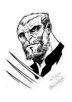 Old Man Logan by alessandromicelli