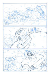 Camelot Chronicles page 1 by alessandromicelli