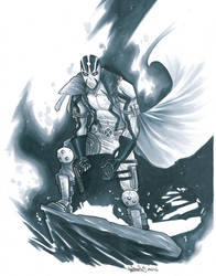 Fantomex by alessandromicelli