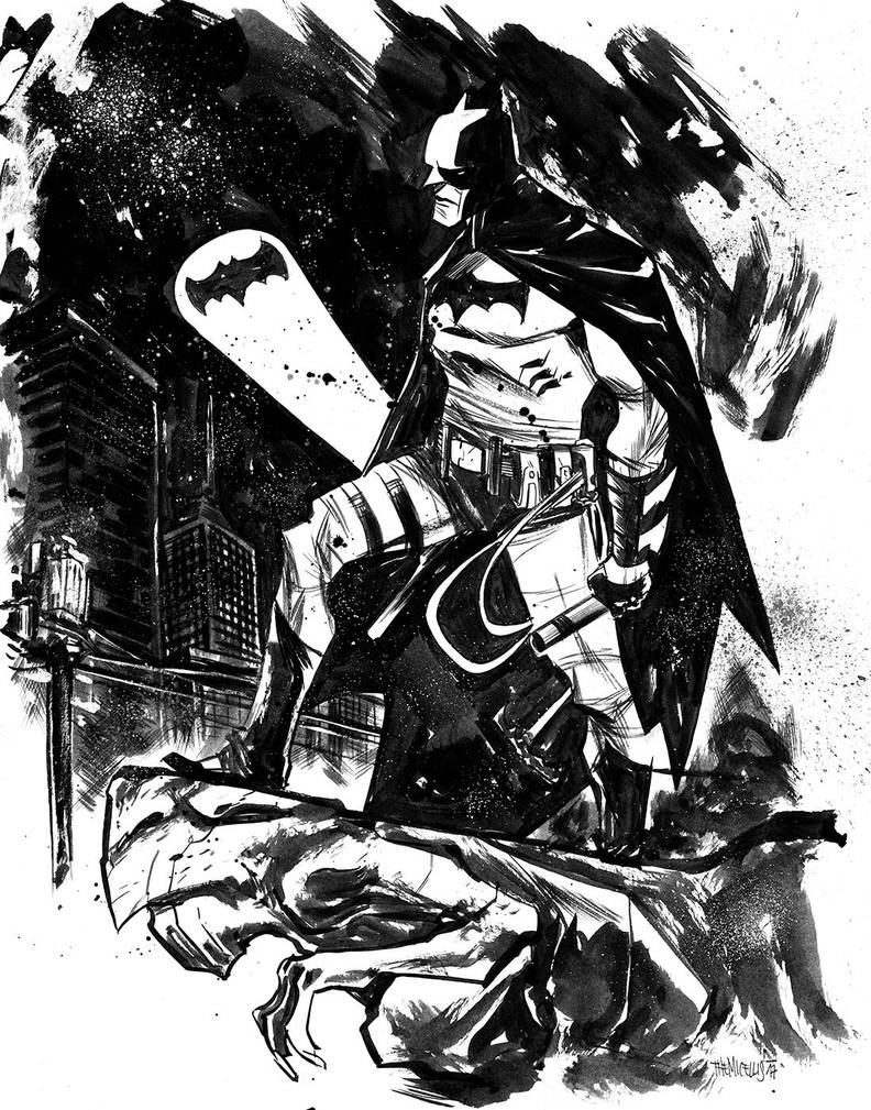 Batman by alessandromicelli