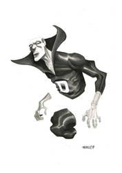 Deadman by alessandromicelli