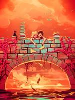 Les promesses d'une romance by AquaSixio