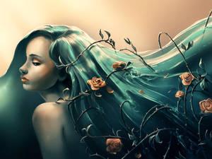 Troubles by AquaSixio