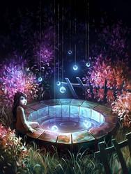Make a wish by AquaSixio