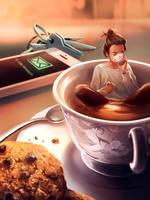 Tea Time by AquaSixio