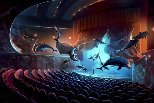 The rehearsal by AquaSixio