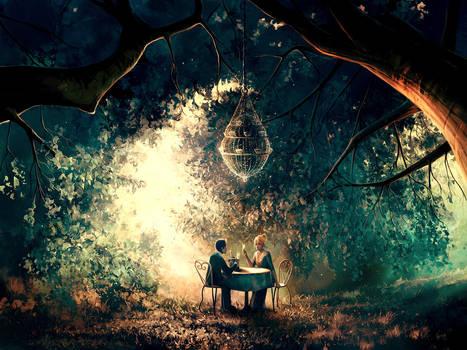 Honeymoon by AquaSixio