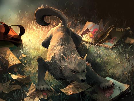 The seven deadly sins WRATH by AquaSixio