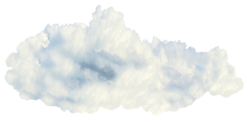 Clear Cut Cloud 2 from IMG 1670 by TheStockWarehouse