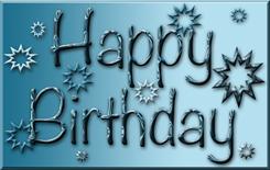 Happy Birthday Icon by TheStockWarehouse