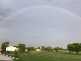 Rainbow IMG 3957 by TheStockWarehouse
