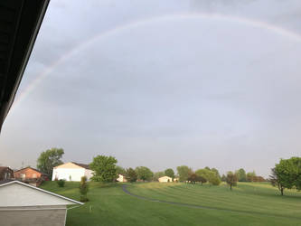Rainbow IMG 3961 by TheStockWarehouse