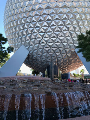 Spaceship Earth IMG 5224 by TheStockWarehouse