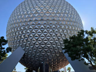 Spaceship Earth IMG 5225 by TheStockWarehouse