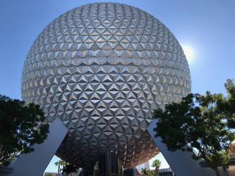 Spaceship Earth IMG 5226 by TheStockWarehouse
