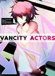 Personal: Vancity Actors by KuleDraws