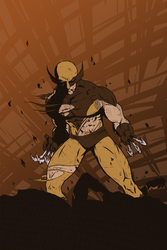 The Wolverine by DigitalMenace