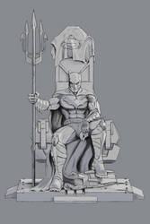 Gods Among Us by DigitalMenace