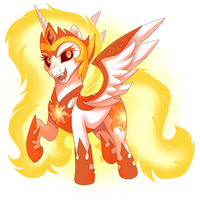 Daybreaker by Dreaming-Roses