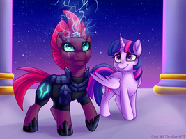 Twilight and Tempest by Dreaming-Roses