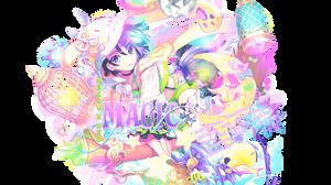 Magic collab w/Neksu by MateNeo