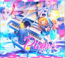 Piano Love w/park by MateNeo
