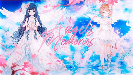 COLLAB Angels by MateNeo