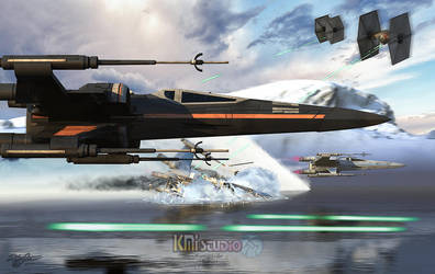 X-WingFullThrottleV2 by KMIStudio