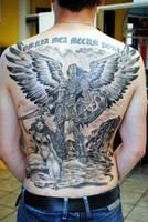 Angel by gettattoo