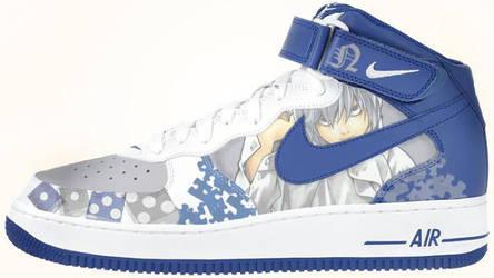 Custom Near Sneaker by pimpbishi