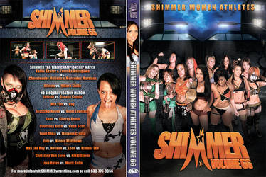 Shimmer 66 dvd cover by Photopops