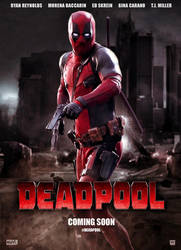 Deadpool Coming Soon by Photopops