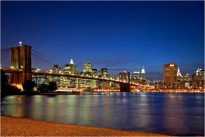 Brooklyn Bridge by Dr007