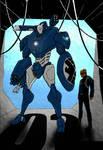 Avengersbuster 02 by JohannLacrosaz
