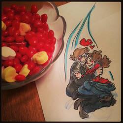 Happy Valentines Day by Khaiya