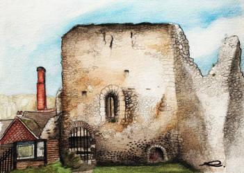 Ruins by Rhyn-Art