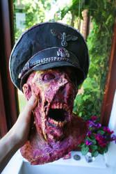 Nazi Zombie by Rhyn-Art