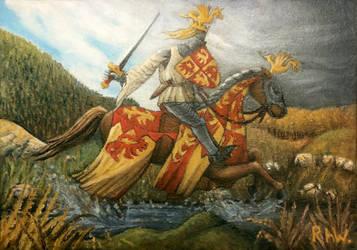 Owain Glyndwr by Rhyn-Art