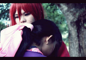 Rurouni Kenshin: My Salvation by eLLeDejaVu