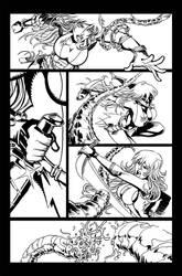 Sheena: Queen of the Jungle - Issue 3 Page 2 by 80percentstudios