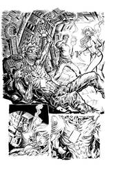 Sheena: Queen of the Jungle - Issue 3 Page 20 by 80percentstudios