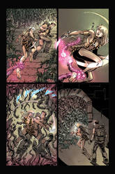 Sheena: Queen of the Jungle - Issue 3 Page 6 by 80percentstudios