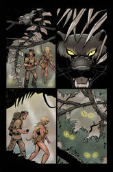 Sheena: Queen of the Jungle - Issue 2 Page 9 by 80percentstudios