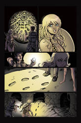 Sheena: Queen of the Jungle - Issue 3 Page 8 by 80percentstudios