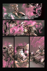 Sheena: Queen of the Jungle - Issue 3 Page 4 by 80percentstudios